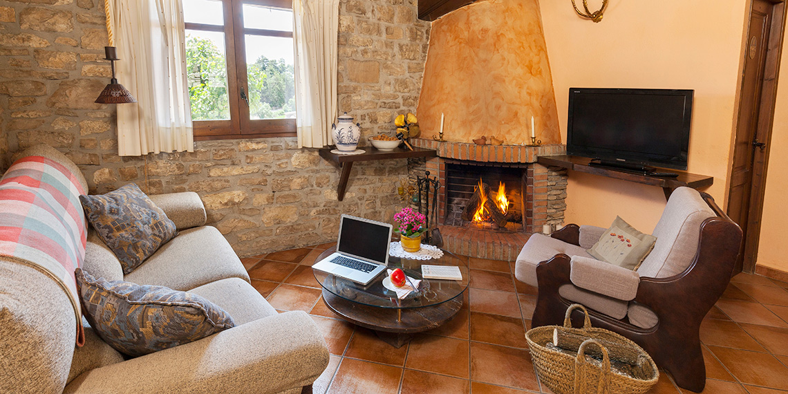 Country cottages: La Botiga del Gra